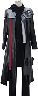 Cosnew Anime Halloween Ouma Shu Black Jacket Uniform Cosplay Costume-Made