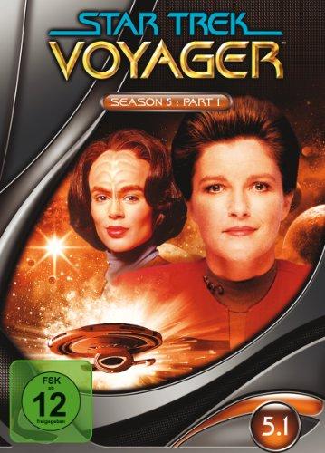 Star Trek - Voyager/Season 5.1 (3 DVDs)