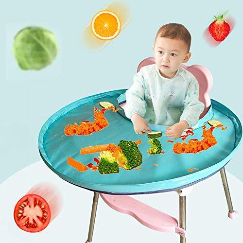 Napperon pour enfants, napperon en tissu plateau de salle à manger pour bébé