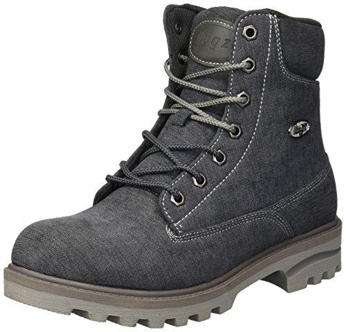 Lugz Women's Empire Hi WVT Fashion Boot, Dark Charcoal/Dove, 9.5 M US