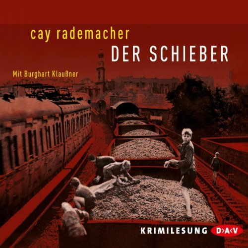Der Schieber audiobook cover art