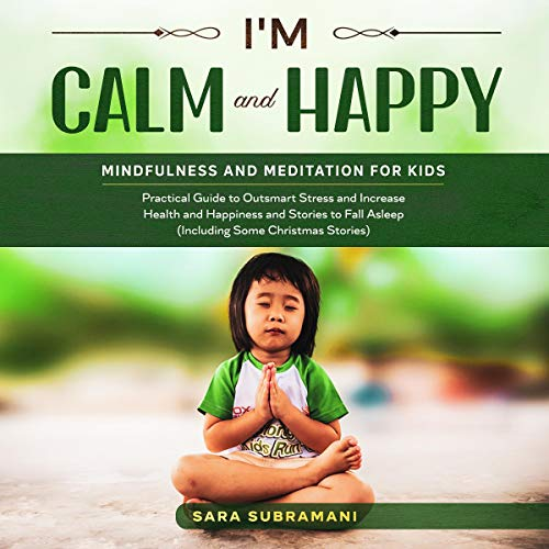 I'm Calm and Happy! audiobook cover art