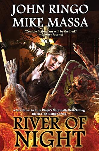 River of Night (Black Tide Rising Book 6)