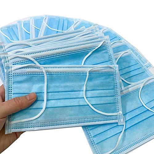 VABIONO Gesichtsmasken Mundschutz-Maske 3-lagig - 30 Stück