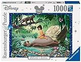 Ravensburger- Puzzles 1000 piezas, Disney Classic, El libro de la Selva (19744)