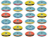 Caribou Coffee K Cups Variety Pack - 24 Count / 6 Varieties