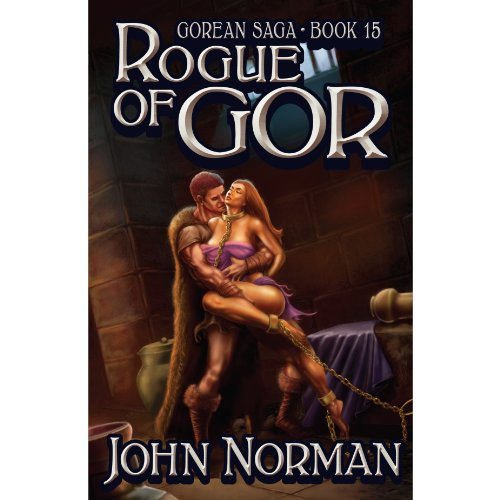 Rogue of Gor cover art
