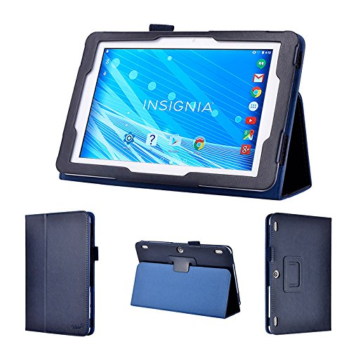 wisers Insignia - Flex - 8', NS-P16AT08 Tablet case/Cover, Dark Blue (Navy)
