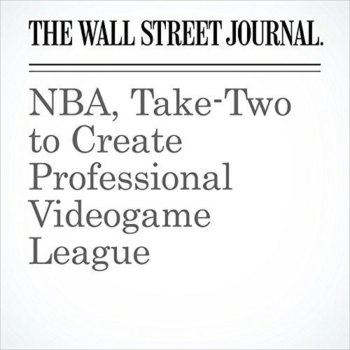 NBA, Take-Two to Create Professional Videogame League copertina
