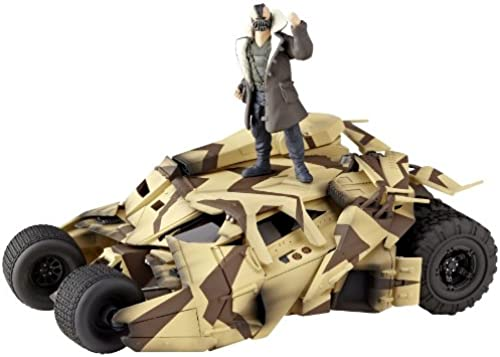 Batman Bane 5.5  Batmobile Camo Tumbler Vehicle