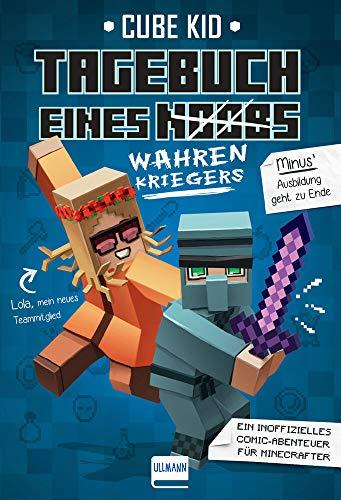 Tagebuch eines wahren Kriegers (Bd. 4): Ein inoffizielles Comic-Abenteuer für Minecrafter