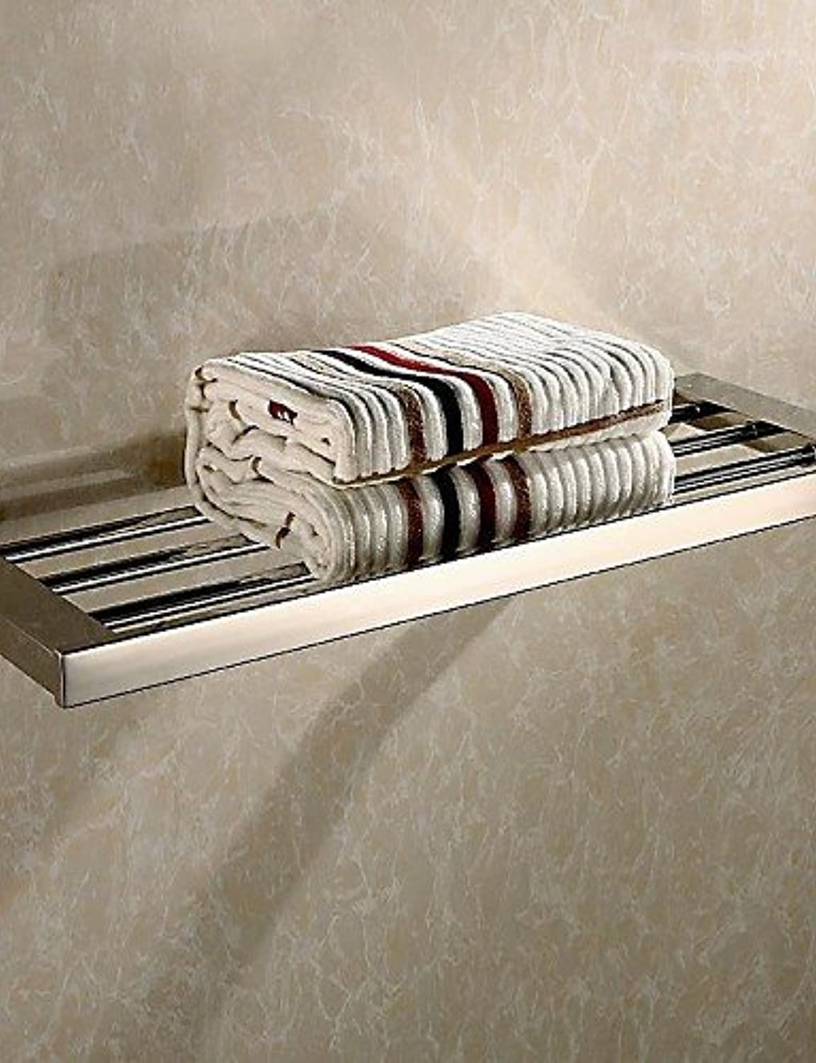 LINA@ 0.5 Bathroom Shelves,Contemporary Mirror Polished Finish Stainless Steel Material,Bathroom Accessory
