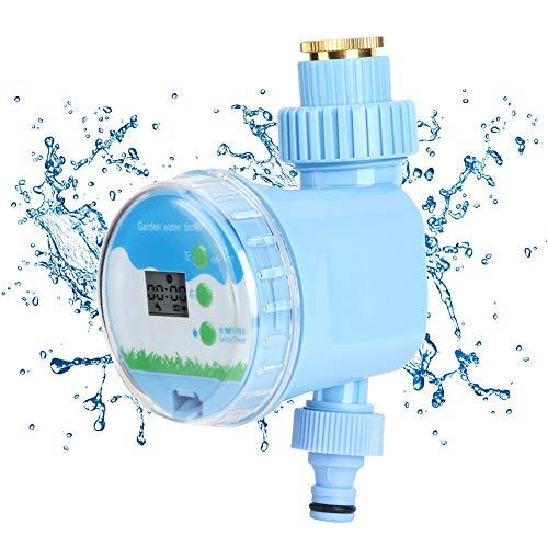 Pbzydu Gartenbewässerungstimer, automatische Steuerung wasserdichte Korrosionsbeständigkeit Haushaltsbewässerungssteuerung