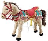 Heunec 730373 - Cavallo in Piedi, Colore: Beige