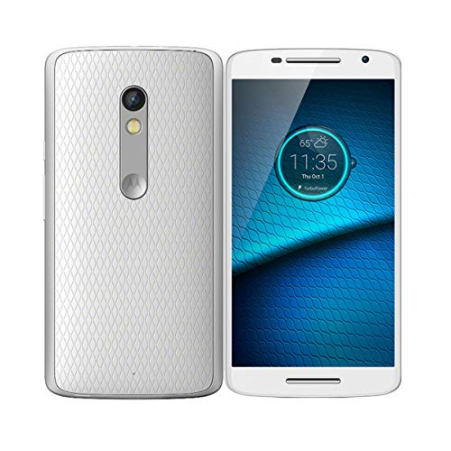 Motorola Droid Maxx 2 XT1565 16 GB Verizon Phone w/ 21 MP Rear Camera - White