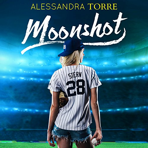 Moonshot audiobook cover art
