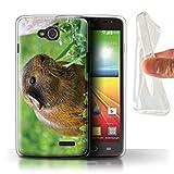 Stuff4 Phone Case for LG L90/D405 Cute Pet Animals Guinea