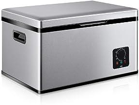 LJ Congelador de refrigerador portátil del compresor del