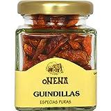 Onena - Guindillas - Especias Puras para Condimentar Aves Carnes y Mariscos - 18 Gramos