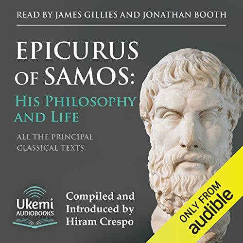 Epicurus of Samos: His Philosophy and Life cover art