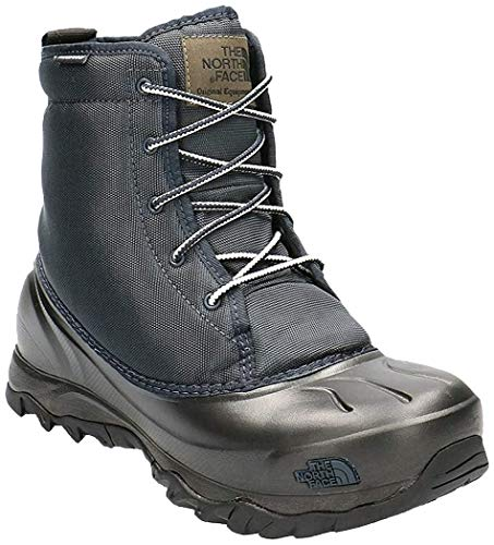 The North Face W Tsumoru Boot, Chaussures de Randonnée Hautes Femme, Bleu (Urban Navy/TNF Black M8u), 40 EU