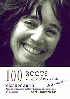 100 Boots: A Book of Postcards (Green Integer)