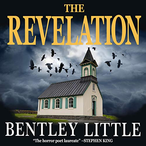 The Revelation Audiobook By Bentley Little cover art