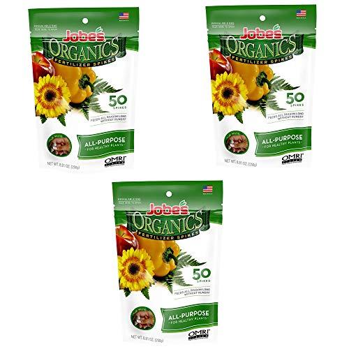 Jobe's Organics All Purpose Fertilizer Spikes