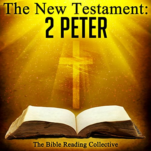 The New Testament: 2 Peter audiobook cover art