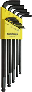 bondhus hex ball drivers
