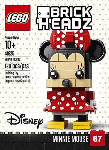 LEGO BrickHeadz - Minnie Mouse [41625 - 109 pcs] 5