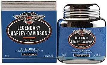 Harley Davidson Freespace 100 ml Eau De Toilette - Colour AZUL