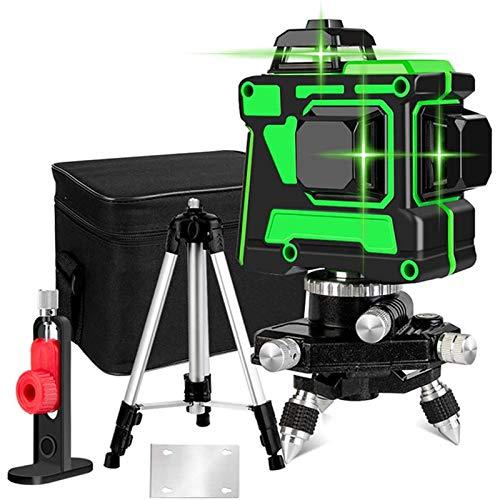 WQJJ 3D 12 Laserlinie Kreuzlinienlaser,...