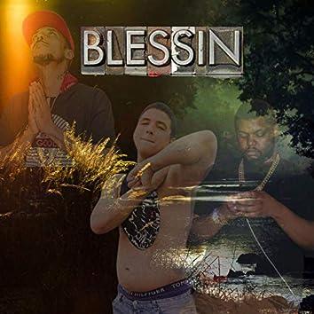 Blessin' (feat. Drezz & Prince Pusha)