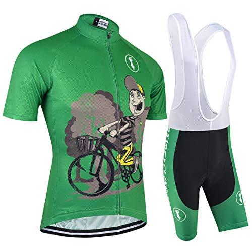 BXIO Ropa de ciclismo para hombres y mujeres