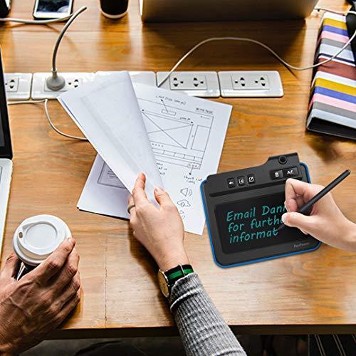 PenPower Write2Go Anywhere - Bloc De Notas Inteligente Digital Memo Writing Pad (Win/Mac)