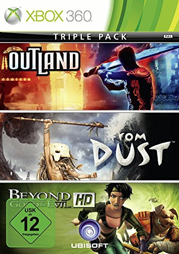 Compilation: Beyond Good and Evil + Outland + From Dust [Importación alemana]