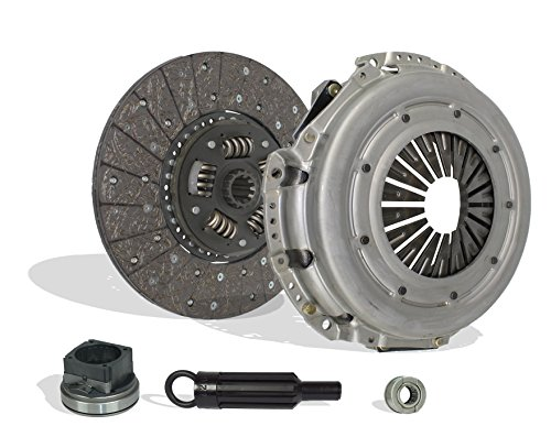 Clutch Kit Works With Ford F250 F350 F450 F550 Super Duty F53 Cabela's King Ranch Lariat XL XLT Base Harley-Davidson Edition FX4 1999-2010 6.8L V10 GAS SOHC Naturally Aspirated