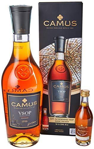 Cognac Camus Distillati Di Vino E Vinacce + Borderies, 700 ml