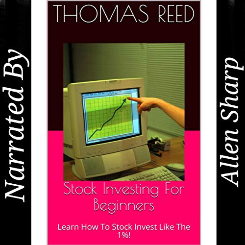 Stock Investing for Beginners: Learn How to Stock Invest Like the 1%! audiobook cover art
