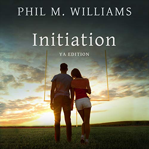 Initiation YA Edition audiobook cover art