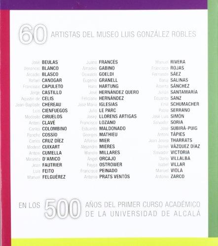 60 Artistas del Museo Luis González Robles [Paperback] [Nov 01, 2009] FERNANDEZ DE PABLOS, B., ED.