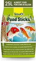Tetra Pond Sticks – Alimentation Quotidienne idéale pour tous les Poissons de Bassin – Enrichi en Oligo-éléments,...