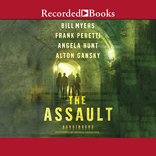 The Assault audiobook cover art
