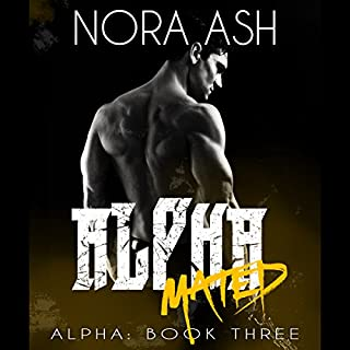 Alpha: Mated audiobook cover art