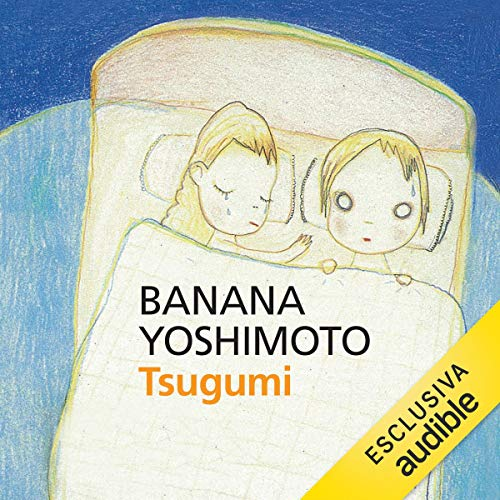 Tsugumi audiobook cover art