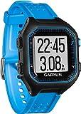 Garmin Forerunner 25 GPS-Laufuhr (Fitness-Tracker, bis zu 6 Wochen Batterielaufzeit, Smart...
