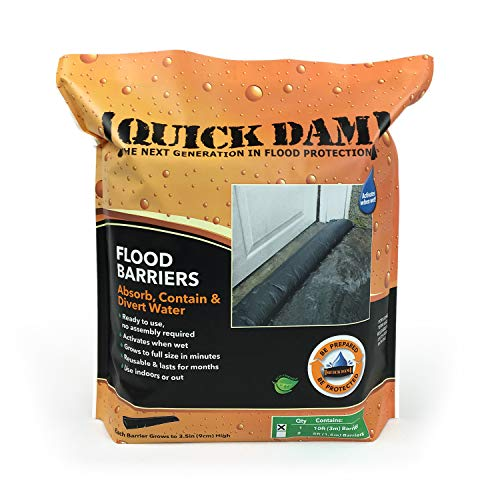 Quick Dam QD610-1 Water Activated Flood Barriers