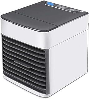 JT- Mini enfriador de aire ventilador del ventilador Aire acondicionado personal Aire acondicionado enfriador de escritorio Aire acondicionado mini Aire acondicionado usb Aire acondicionado enfriadore