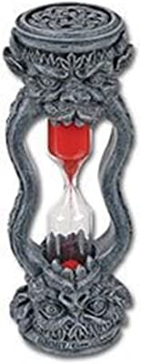Ky & Co YesKela Summit Small Gargoyle Sand Timer Collectible Figurine 5